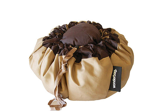 Medium Wonderbag: Urban Khaki/Chocolate