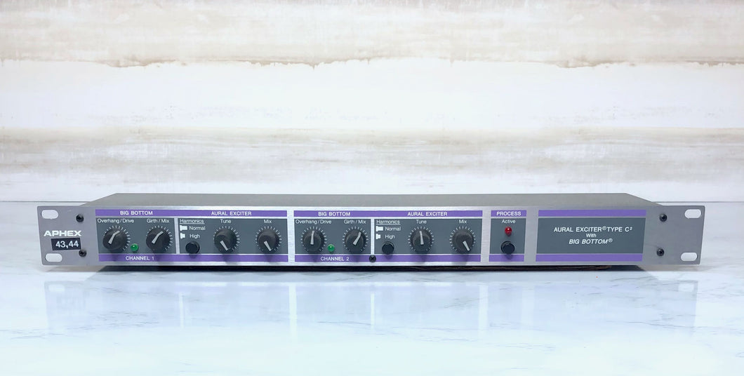 Aphex Aural Exciter Type C2 Model 104 with Big Bottom