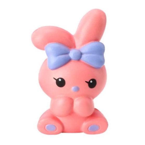 Slow Rise Pink Bunny Rabbit Angel Squishy