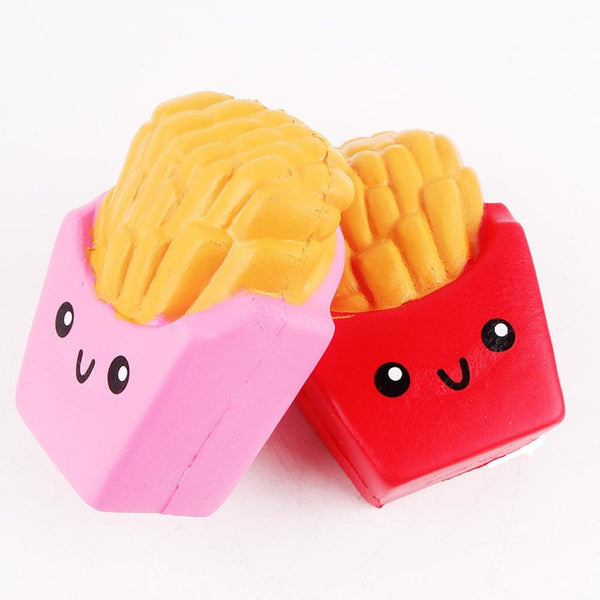 Slow Rise French Fry Squishies Squishyshop Ca