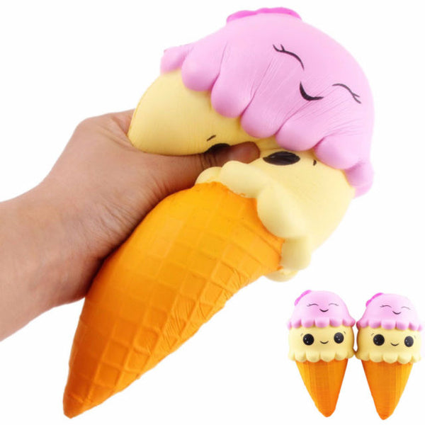 Colossal Slow Rise Ice Cream Squishy