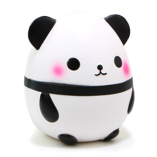 Colossal Slow Rise Panda Egg Squishy