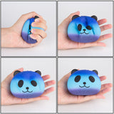 Slow Rise Galaxy Panda Squishies!