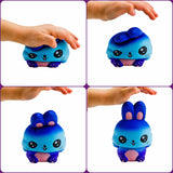Jumbo Galaxy Bunny Rabbit Squishy