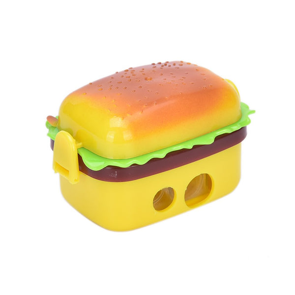 Hamburger Sharpener & Eraser Set