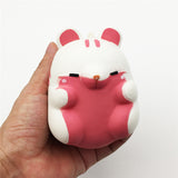 Slow Rise Hamster Squishy!
