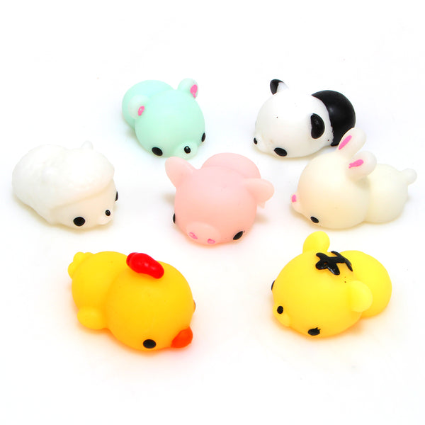 Mini Mochi Squishy Animals!