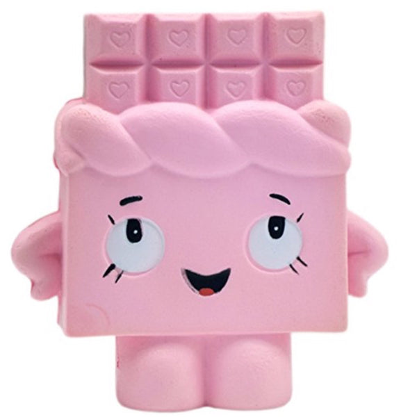 Jumbo Slow Rise Chocolate Bar Squishy
