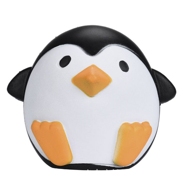 Jumbo Slow Rise Penguin Squishy
