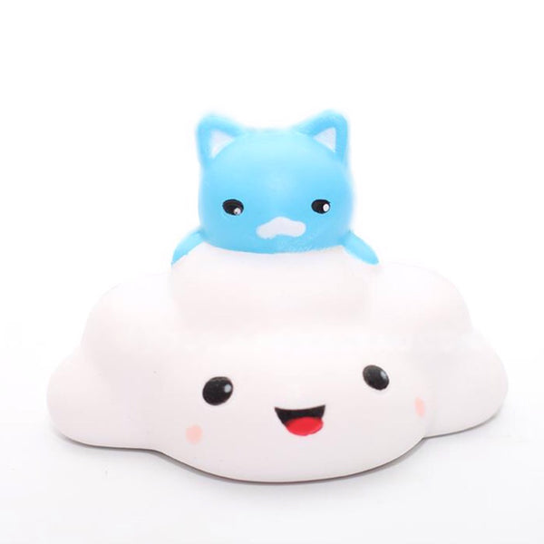 Kitty on a Cloud Squishy!