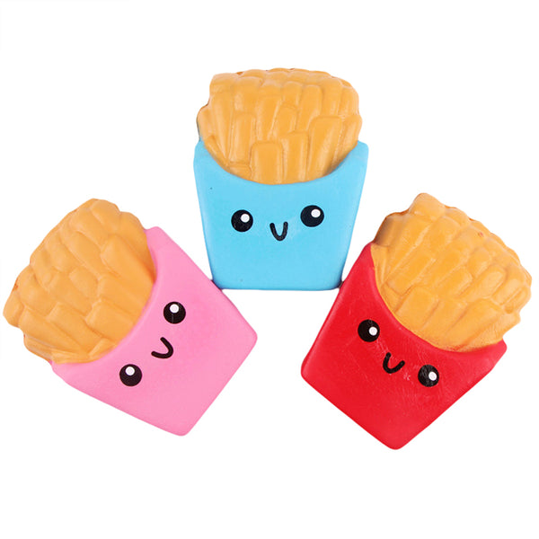 Slow Rise French Fry Squishies!