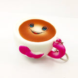 Slow Rise Kawaii Face Coffee Cup