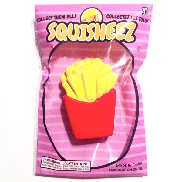 Squisheez™ Slow Rise Fries