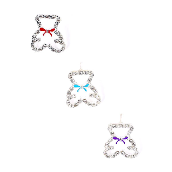 Teddy Bear Earrings!