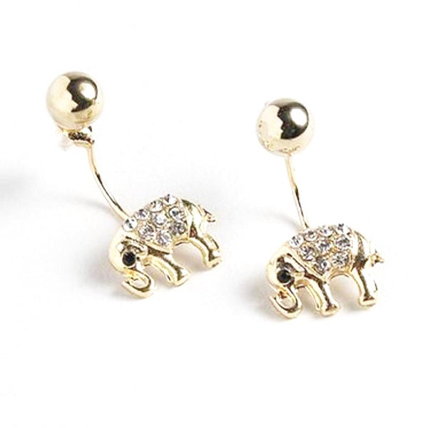 Elephant Earring Jackets!