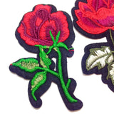 3 Piece Rose Patch Set