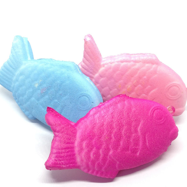 Mini Slow Rise Fish Squishies