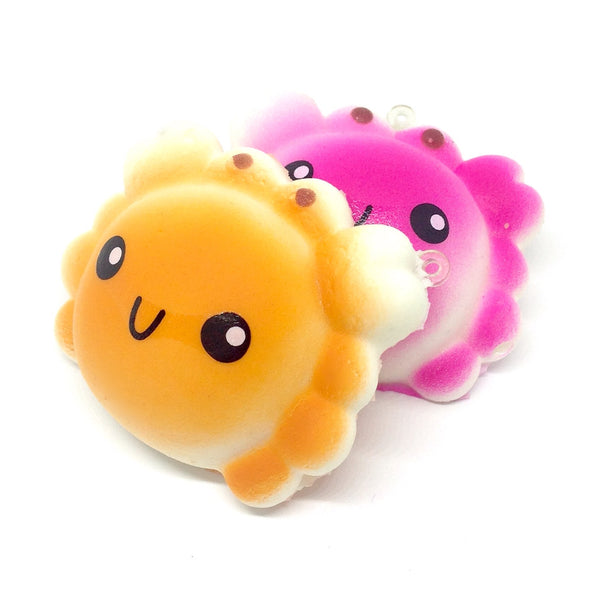 Mini Slow Rise Crab Squishies