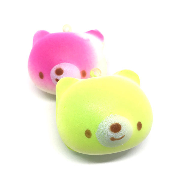 Slow Rise Mini Bear Squishies