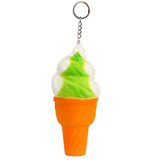 Mini Slow Rise Ice Cream Cone Squishies