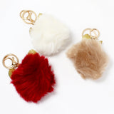 Pom Pom Bunnies Purse Charms!