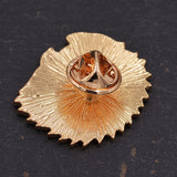 Enamel Hedgehog Brooch