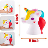 Colossal Slow Rise Unicorn Squishy
