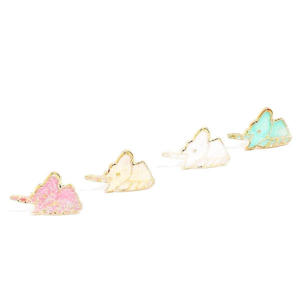 Unicorn Glitter Earrings!