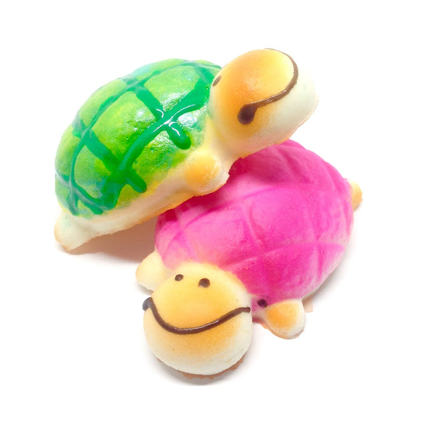 Slow Rise Mini Turtle Squishies