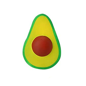 Slow Rise Avocado Squishy