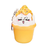 Slow Rise Ice Cream Cupcake Squishies