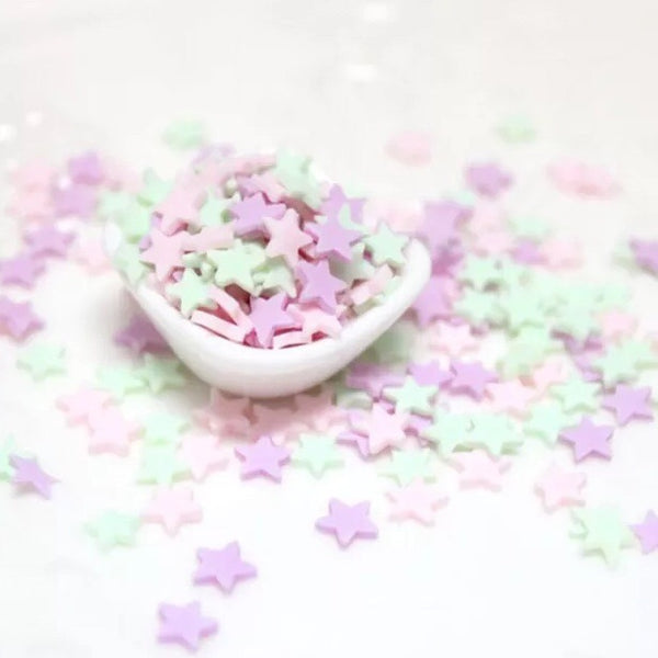 Star Sprinkles for Slime