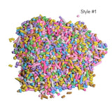 Fake Sprinkles for Slime