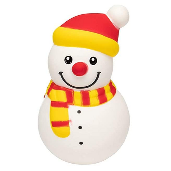 Slow Rising Christmas Snowman Squishy