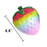 Slow Rise Rainbow Strawberry