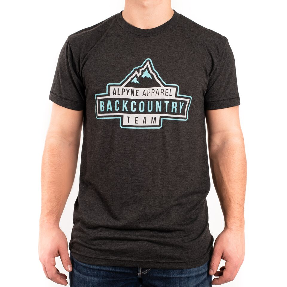 """Backcountry Team"" T-Shirt"