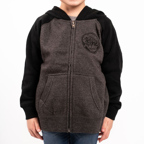 """Banff"" Kids Zip-Up"