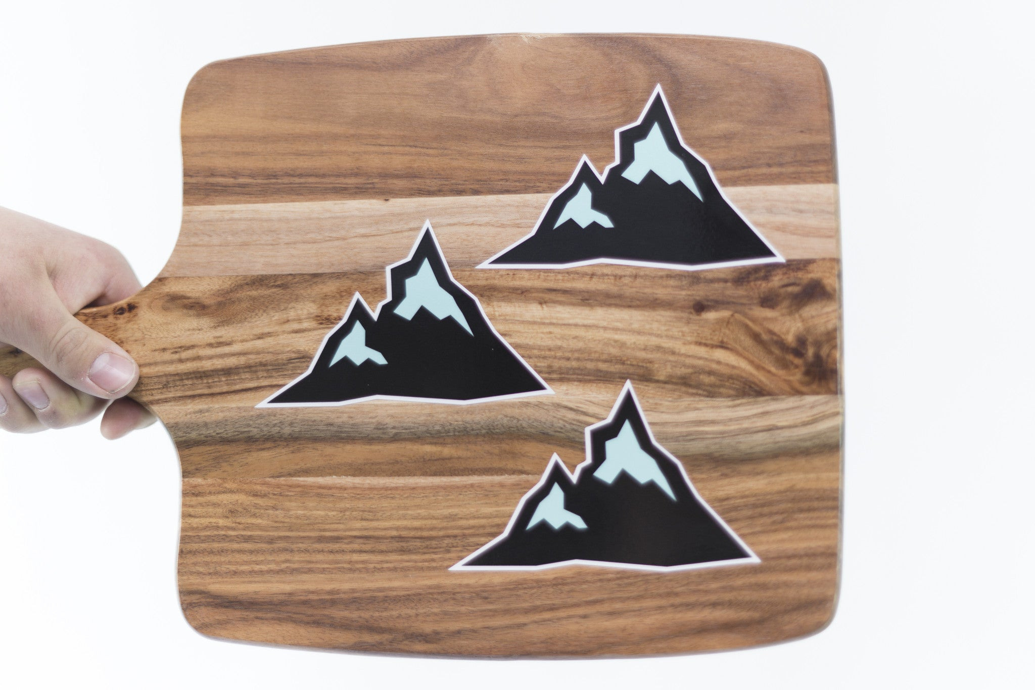 "5"" Alpyne Apparel Mountain Stickers (3 Pack)"