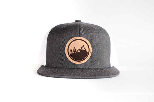 """Clearwater"" Mesh Snapback"