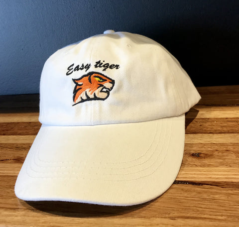 """Easy tiger"" cap"