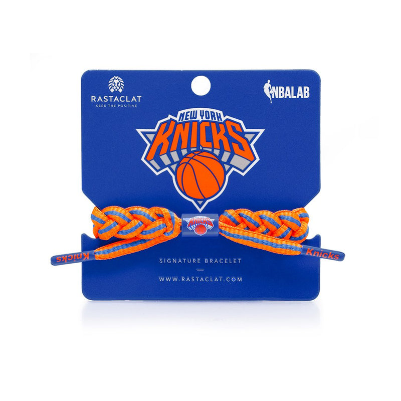 New York Knicks Rastaclat NBA Bracelet
