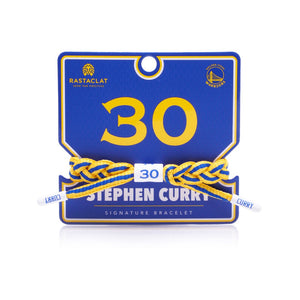 Stephen Curry Golden State Warriors Rastaclat NBA Bracelet