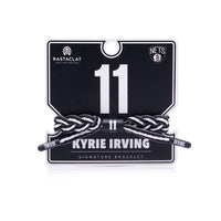 Kyrie Irving Brooklyn Nets Rastaclat NBA Bracelet