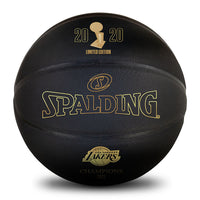 Los Angeles Lakers 2020 NBA Champions Spalding Basketball - Limited Edition