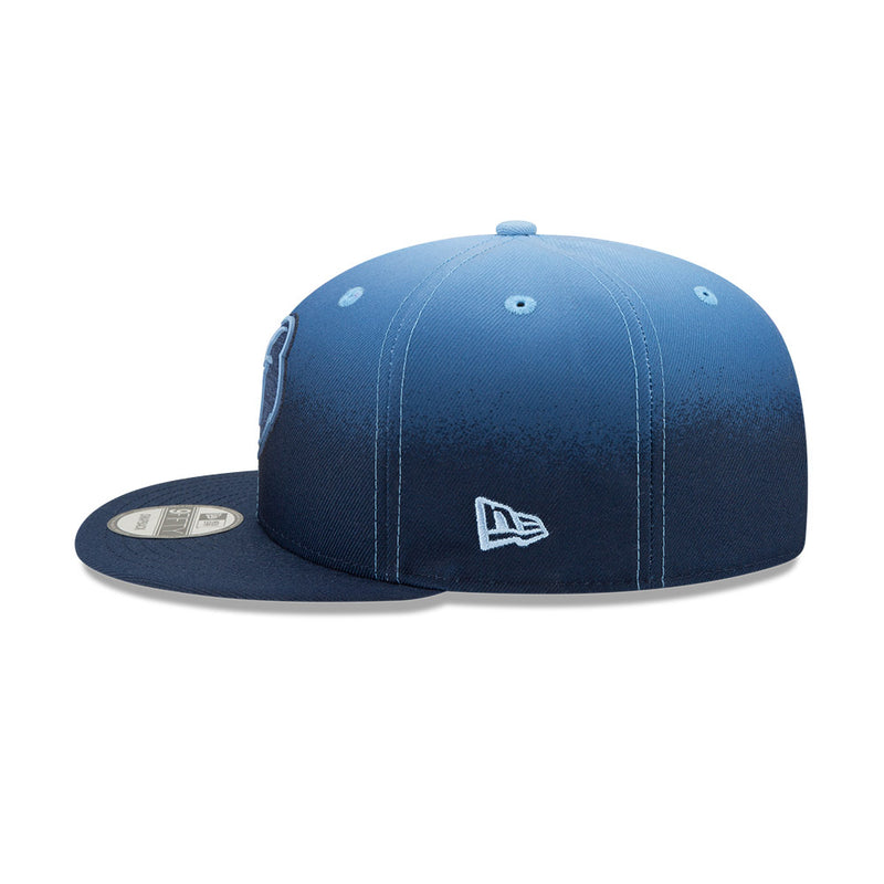 Memphis Grizzlies 9FIFTY Back Half Edition NBA Snapback Hat