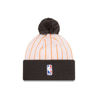 Orlando Magic City Edition Wordmark Pom Knit NBA Beanie