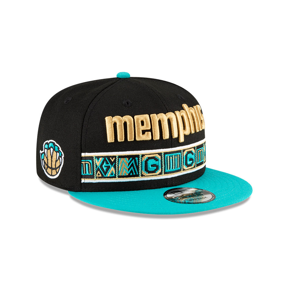 Memphis Grizzlies 9FIFTY City Edition Wordmark NBA Snapback Hat