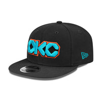 Oklahoma City Thunder 9FIFTY Original Fit NBA Snapback Hat