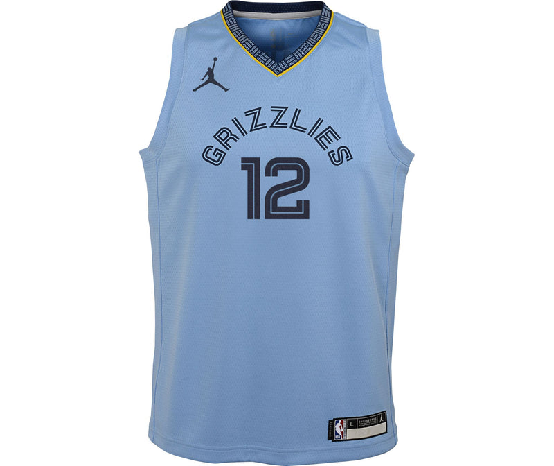 Ja Morant Memphis Grizzlies 2021 Statement Edition Youth NBA Swingman Jersey