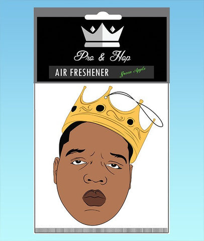 NOTORIOUS B.I.G CROWN AIR FRESHENER